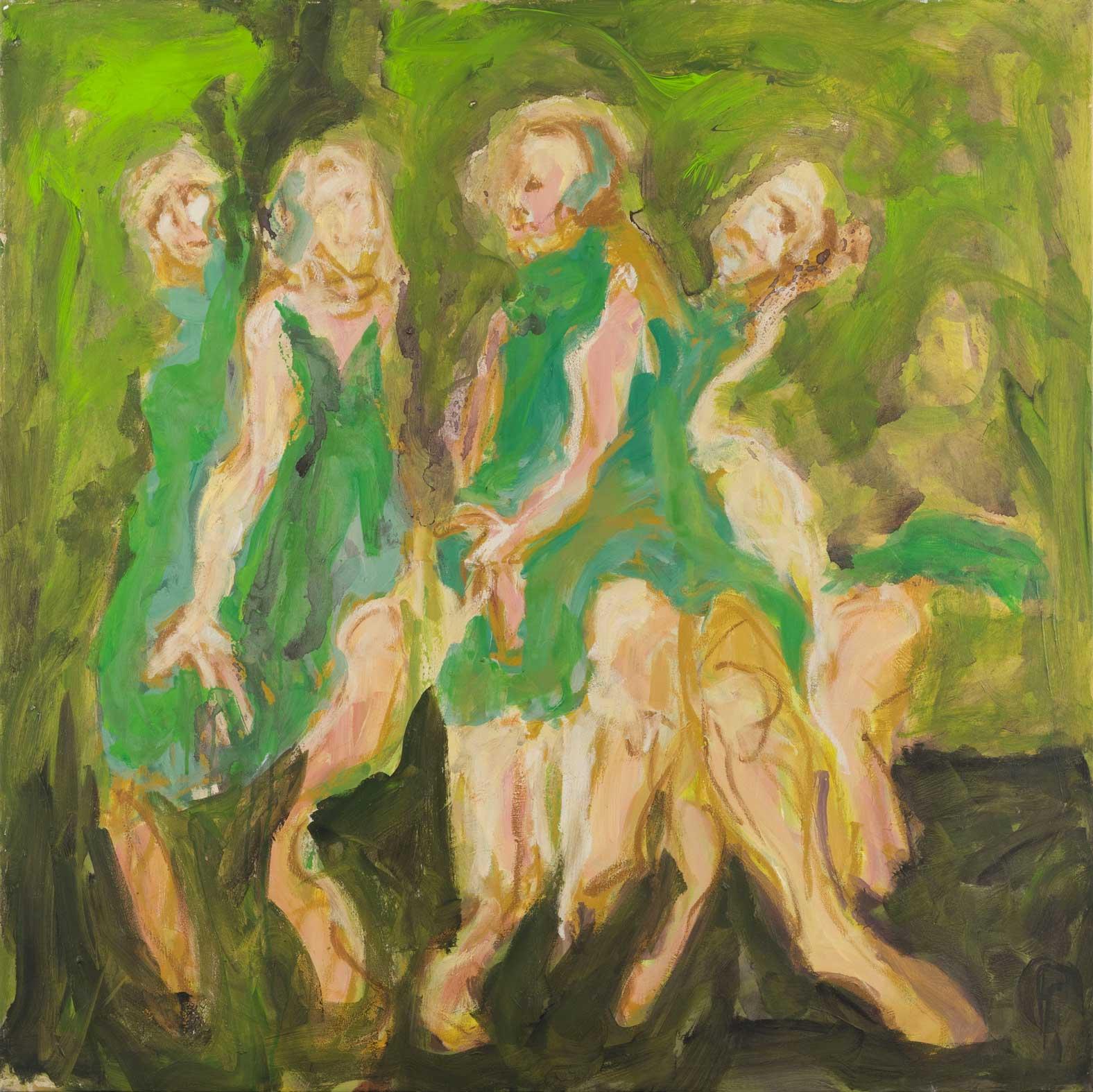 Symphonie en vert