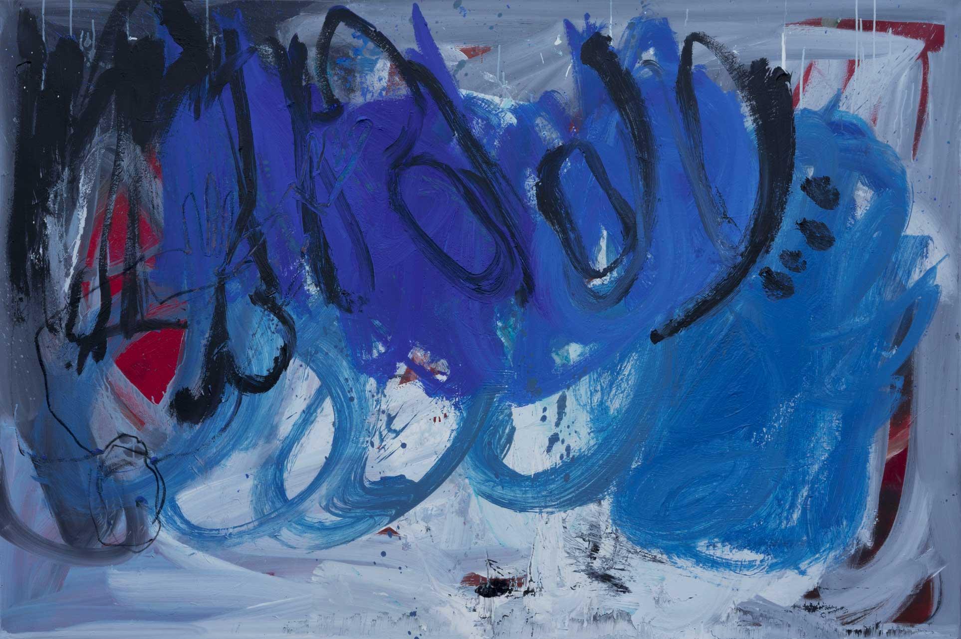 Bleu tourbillon